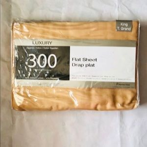Other - 🎁 NWT King Size Flat Sheet